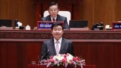 Lãnh đạo Việt Nam gửi điện mừng tới Lãnh đạo Nhà nước, Chính phủ và Quốc hội Lào