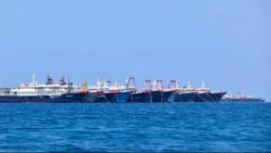 Nhật Bản phản đối mạnh bất kỳ hành động nào của Trung Quốc làm leo thang căng thẳng ở Biển Đông và biển Hoa Đông
