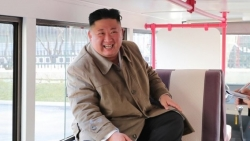 Hé lộ 'tung tích' của nhà lãnh đạo Triều Tiên khi Bình Nhưỡng phóng tên lửa