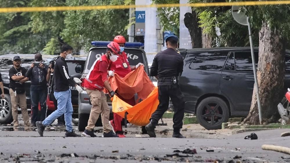 Đánh bom liều chết tại Indonesia: Một vụ nổ, hai bài toán