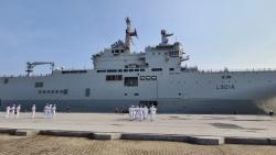 Ấn Độ Dương-Thái Bình Dương nhộn nhịp: Hai tàu chiến Pháp cùng Bộ tứ chuẩn bị tập trận lớn ở Vịnh Bengal