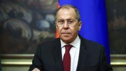 Ngoại trưởng Nga: Phương Tây có thể đang tìm cách lay chuyển tình thế và kích động biểu tình ở Nga