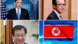 Hội đàm 3 bên Mỹ-Nhật-Hàn: Chia sẻ quan ngại, khẳng định lại cam kết và hứa hẹn về vấn đề Triều Tiên