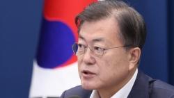 Bầu cử bổ sung ở Hàn Quốc: Đảng cầm quyền nhận cú sốc, lãnh đạo đảng từ chức, Tổng thống Moon sẽ làm gì?