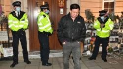 'Biến' lớn ở Đại sứ quán Myanmar tại London: Anh nói gì?
