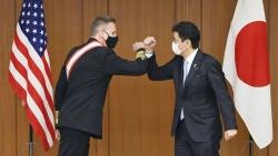 Mỹ-Nhật Bản tăng hợp tác quốc phòng, hướng tới hiện thực hóa 'Ấn Độ Dương-Thái Bình Dương tự do và rộng mở'
