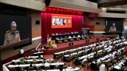 Đại hội lần thứ VIII Đảng Cộng sản Cuba: Thông qua 5 văn kiện, bỏ phiếu bầu Ban chấp hành khóa mới