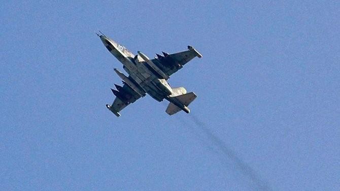 Không quân vũ trụ Nga pháo kích Syria, phá hủy hàng loạt vũ khí, hàng trăm tay súng bị tiêu diệt