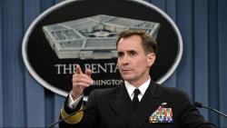 Vụ tàu Iran khiêu khích tàu Mỹ: Washington thận trọng, cố gắng tránh những tính toán sai lầm