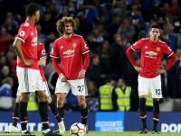 Man United tái lập thành tích tệ hại sau cú sốc trước Brighton