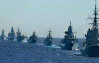 Nhóm tàu NATO tiến vào biển Baltic