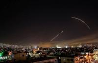 Syria đánh chặn các tên lửa từ Israel nhằm mục tiêu quân sự ở Aleppo