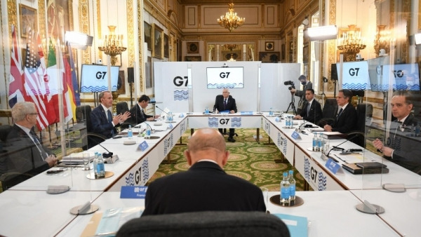 Những 'lần đầu tiên' của Tuyên bố chung Hội nghị Ngoại trưởng G7