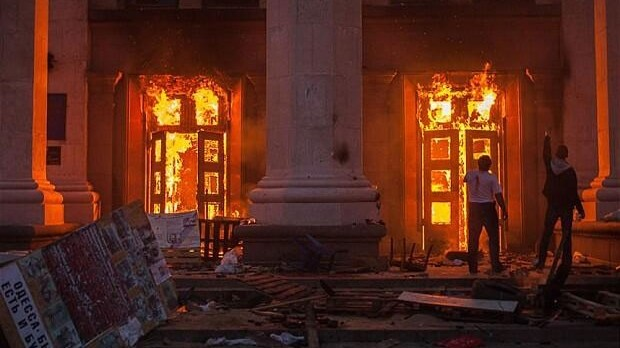 Thảm kịch ở Odessa, Ukraine: Thu về 'cảm giác nặng nề', Nga chỉ trích phương Tây