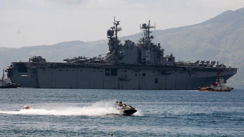 Công ty Australia tham vọng 'trú chân' lâu dài ở cửa ngõ hàng hải vào Biển Đông