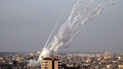 Miền Đông Jerusalem: Hamas nã tên lửa sau tối hậu thư, Israel trả đòn rocket, Mỹ bảo vệ đồng minh Trung Đông