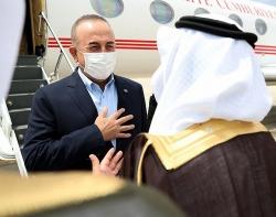 Ngoại trưởng Thổ Nhĩ Kỳ bắt đầu 'chuyến thăm hàn gắn' tới Saudi Arabia