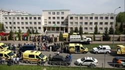 Thông tin mới nhất vụ xả súng tại trường học Nga: Số người tử vong tăng, hung thủ thứ 2 bị hạ