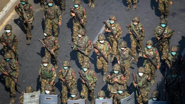Tình hình Myanmar: Tiếp tục đình chỉ các hoạt động quân sự