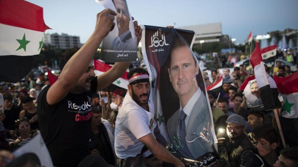 Kết quả bầu cử Syria: Không ngoài dự đoán