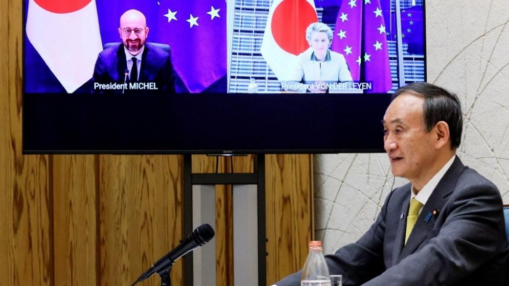 Đằng sau việc Đài Loan lần đầu xuất hiện trong Tuyên bố chung EU-Nhật Bản
