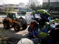 Pháp tiếp tục giải tỏa các khu trại chứa người nhập cư trái phép