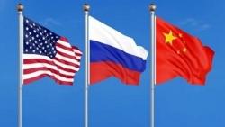 Lầu Năm Góc đánh động các nước Trung Đông đang dò dẫm 'siết tình' với Nga, Trung Quốc để 'thử lòng' Mỹ
