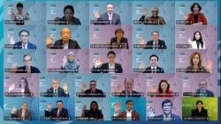 Các lãnh đạo ngành thương mại của APEC thảo luận về đại dịch Covid-19