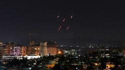 Israel quăng đòn tấn công trong đêm, Syria vội kích hoạt phản ứng vẫn không 'né' được tử vong
