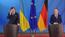Đức thẳng thừng từ chối đề nghị cấp vũ khí của Ukraine, hứa giúp Kiev không bị 'ra rìa' vì Dòng chảy phương Bắc 2