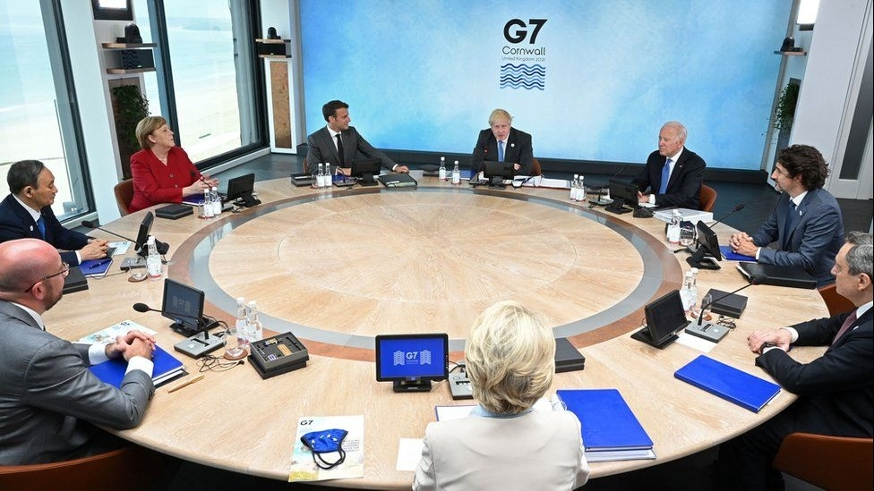 Trung Quốc giận dữ trước cáo buộc của G7
