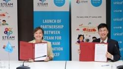 Đảm bảo bình đẳng giáo dục cho trẻ em trong các lĩnh vực 'học tập sáng tạo'