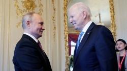 Thượng đỉnh Nga-Mỹ: Bất ngờ ra Tuyên bố chung