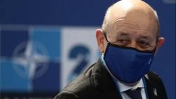 Ngoại trưởng Pháp: Chưa đủ điều kiện để Ukraine gia nhập NATO