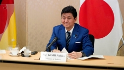 Nhật Bản tranh thủ 'khuấy động' EU liên quan vấn đề Ấn Độ Dương-Thái Bình Dương