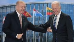 Tổng thống Thổ Nhĩ Kỳ: Cuộc gặp với Tổng thống Mỹ 'mở cánh cửa hướng tới kỷ nguyên mới'