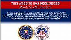 Cập nhật vụ Mỹ chiếm loạt trang web của Iran: Bộ Tư pháp Mỹ lên tiếng