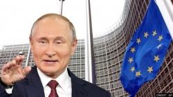 EU từ chối đề xuất họp Thượng đỉnh với Nga, thảo luận về các biện pháp trừng phạt Moscow