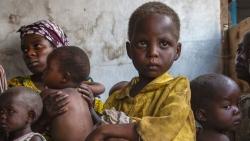 UNICEF: Hơn 3 triệu trẻ em ở CHDC Congo phải sơ tán lánh nạn bạo lực