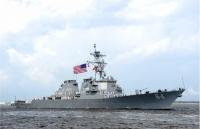 Hải quân Nga giám sát từng bước đi của chiến hạm Mỹ trên Biển Đen