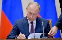 Tổng thống Nga chính thức ký ban hành luật đình chỉ Hiệp ước INF với Mỹ