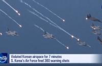 Va chạm trên không tại Đông Bắc Á: Tay đôi vờn tay ba