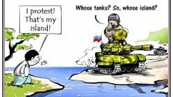 Nga gay gắt tuyên bố sẽ đáp trả cứng rắn hành vi của Nhật Bản, dọa 'tập vài trận' ở Kuril