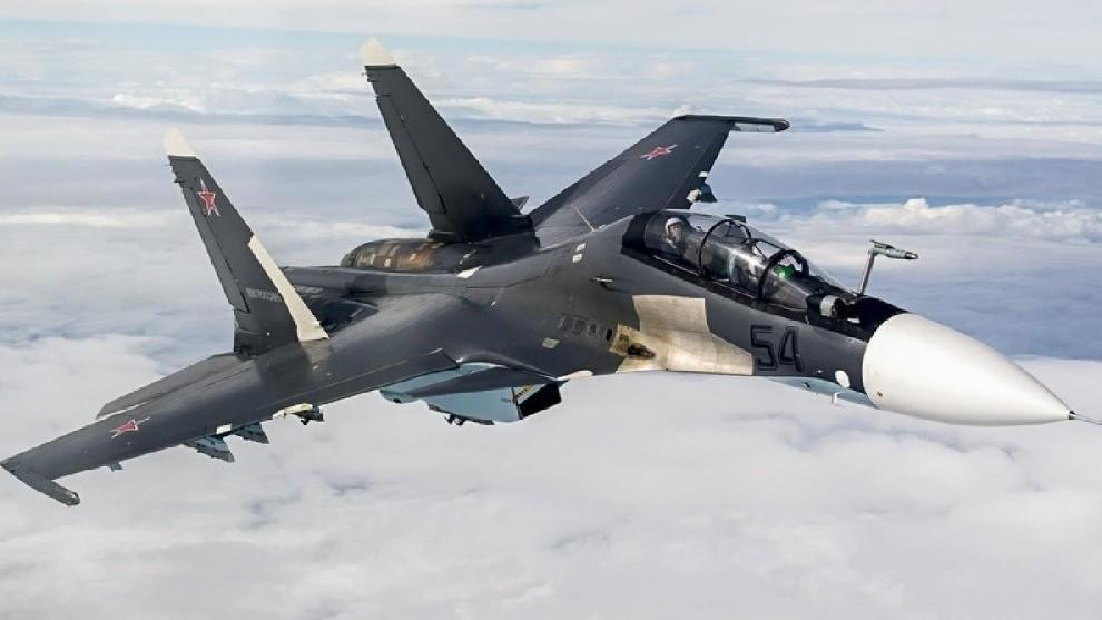 Máy bay trinh sát Mỹ 'đi lạc' ở Biển Đen, Nga xuất kích chiến đấu cơ hộ tống
