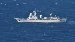 Tàu tình báo Trung Quốc thám thính trước thềm cuộc tập trận lớn nhất năm của Australia, Canberra bóng gió...