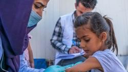 Giữa 'tâm bão' Covid-19, hàng triệu trẻ em thế giới đối mặt với các căn bệnh nguy hiểm đến tính mạng