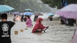 Thủ tướng gửi điện thăm hỏi về tình hình mưa lớn và nước lũ dâng cao tại tỉnh Hà Nam, Trung Quốc