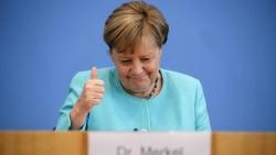 Thủ tướng Merkel trấn an Ukraine: Thỏa thuận Mỹ-Đức về Dòng chảy phương Bắc 2 có lợi cho Kiev