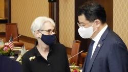 Mỹ-Hàn khẳng định nỗ lực giải quyết vấn đề Triều Tiền, biến đổi khí hậu