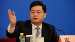 Tân Đại sứ Trung Quốc tại Mỹ lên đường tới Washington